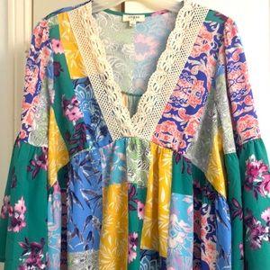 Adorable Umgee dress